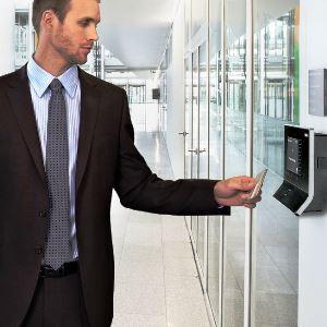 Gestion Empresarial - Sistemas control acceso